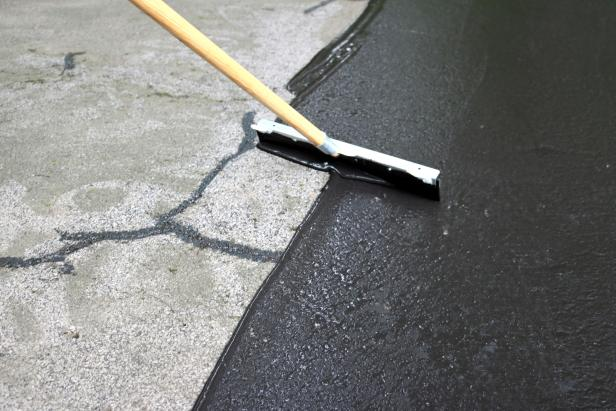 Re-seal Your Driveway
