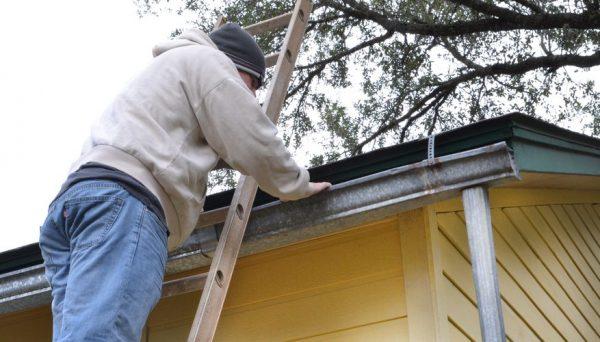 Examine Roof Shingles
