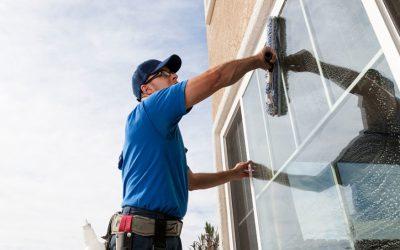 Wash windows