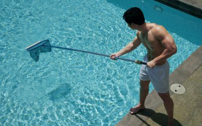 Freshen your pool