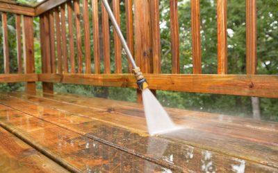Scrub the decks