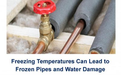 Prepare you Pipes for Colder weather