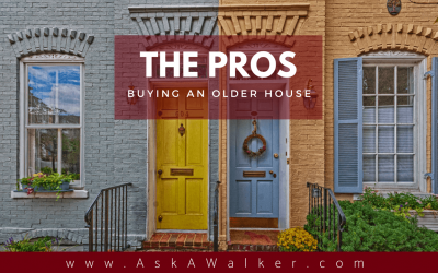 Adventures in Home Owning: Pros to Buying an Old Home
