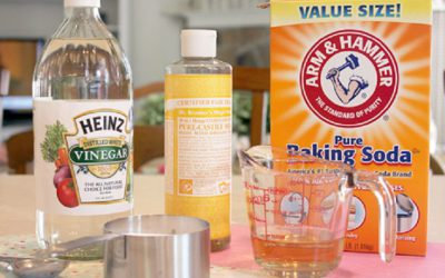 Adventures in Home Owning: Natural Cleaning for a Chemical Free Home