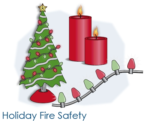 Adventures in Home Owning: Holiday Fire Safety Tips