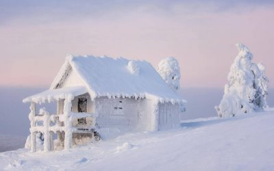 Adventures in Home Owning: Snow and the Home Inspection Process