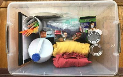 Pack a Home Emergency Kit