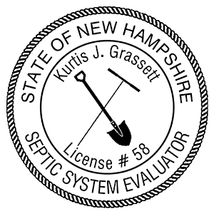 licensed septic evaluator new hampshire